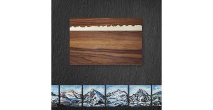 Best of Austria, Holz-Schneidebrett 30 cm