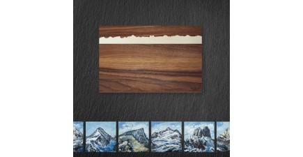 Best of Salzburg, Holz-Schneidebrett 30 cm