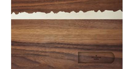 Best of Vorarlberg, Holz-Schneidebrett 40 cm magnetisch