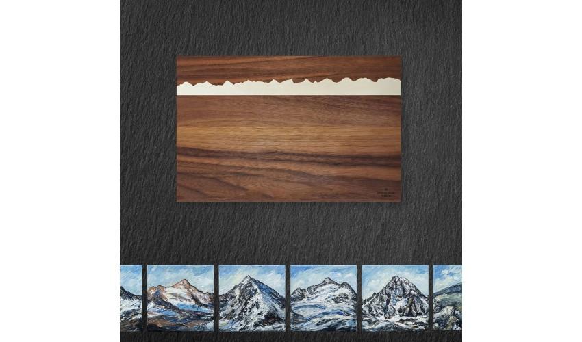 Best of Austria, Holz-Schneidebrett 40 cm