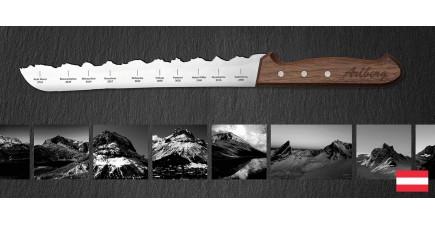 Arlberg, Brotmesser