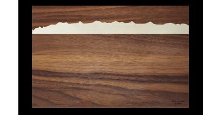 Best of Tirol, Holz-Schneidebrett 30 cm