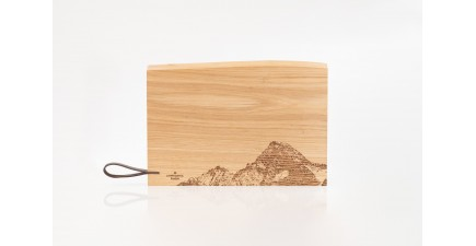 Top Austria, Holz-Schneidebrett 40 cm