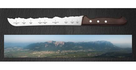 Liechtenstein, Brotmesser