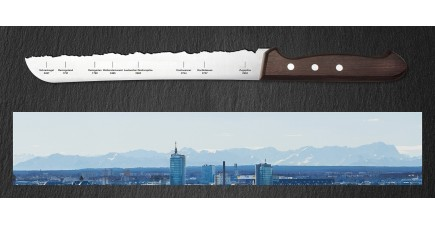Zugspitze, Brotmesser
