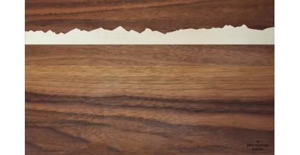 Grossglockner, Holz-Schneidebrett 40 cm