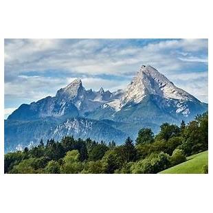 PanoramaKnife Berchtesgadener Alpen