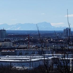 PanoramaKnife Zugspitze