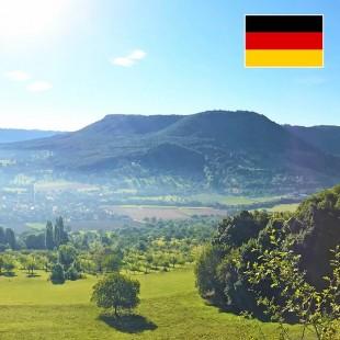 PanoramaKnife Schwäbische Alp