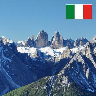 PanoramaKnife Italien