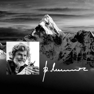 PanoramaKnife Reinhold Messner